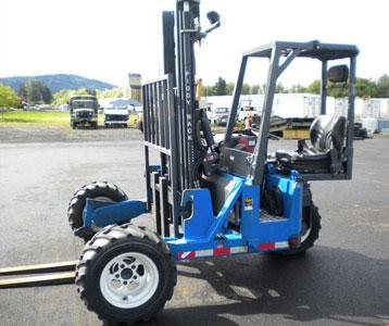 Cherry Picker Forklift - Cherry Picker Hire
